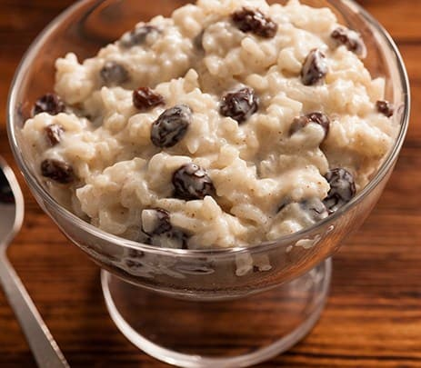 Slow Cooker Brown Rice Pudding - Healthy Desserts For Weight Loss