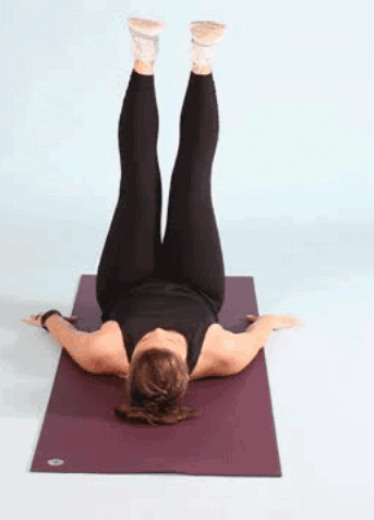 Supine Inner Thigh Lift - 8 Best Inner Thigh Exercises