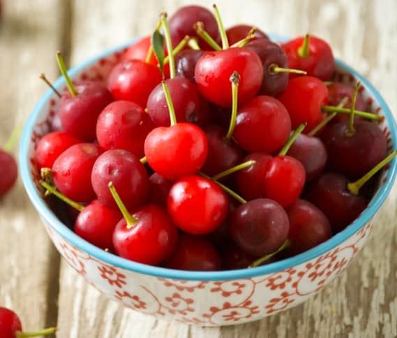 Tart Cherries- Best Anti-Inflammatory Foods