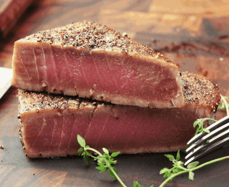 Tuna- Other Foods That Will Help You Burn Belly Fat Fast