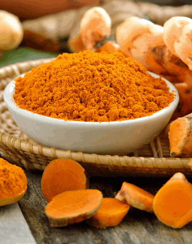 Turmeric-Home Remedies To Get Rid Of Stretch Marks