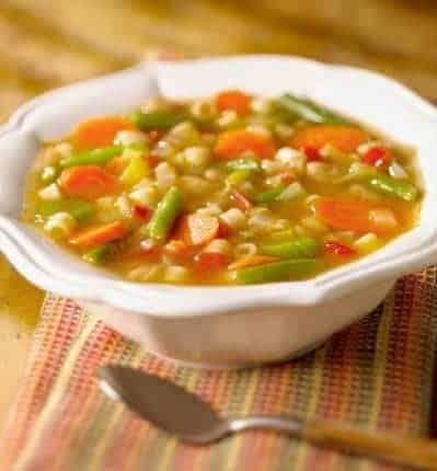 Vegetable Soup- 9 Healthy Weight Loss Soup Recipes