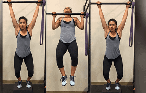 9 Best Toning workouts To Your Full Body -Pull-ups