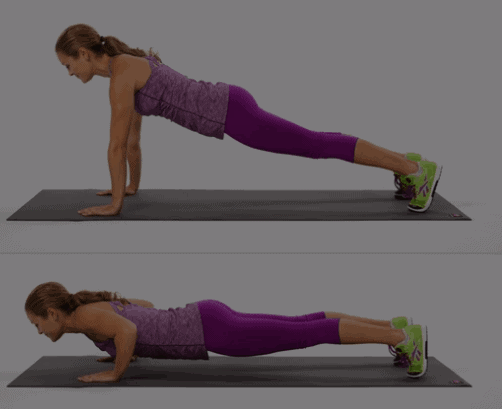 9 Best Toning Workouts To Your Full Body – Push-Ups