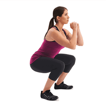 9 Workouts To Your Full Body Toning-Squats