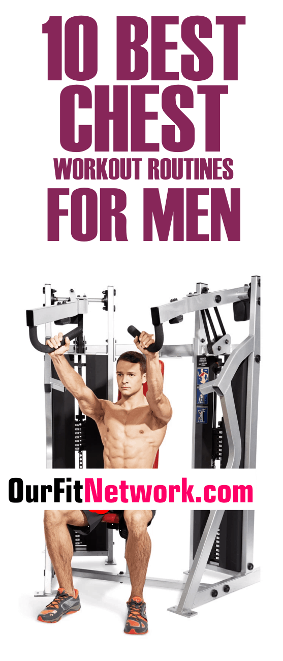 """Almost every man's dream is to have a powerful looking and well-sculpted upper body. And it is common to hear questions like- """"How to increase the upper chest for mass and strength?"""" Perhaps you're also searching for answers, look no further as we provide detailed best workout routines for bodyweight and weight training."""