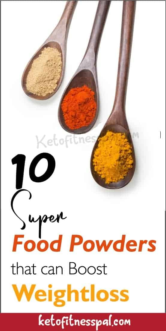 Looking for the best superfood powders that will boost weight loss and keep your energy levels up? This post contains 10 best superfood powders that do just that!