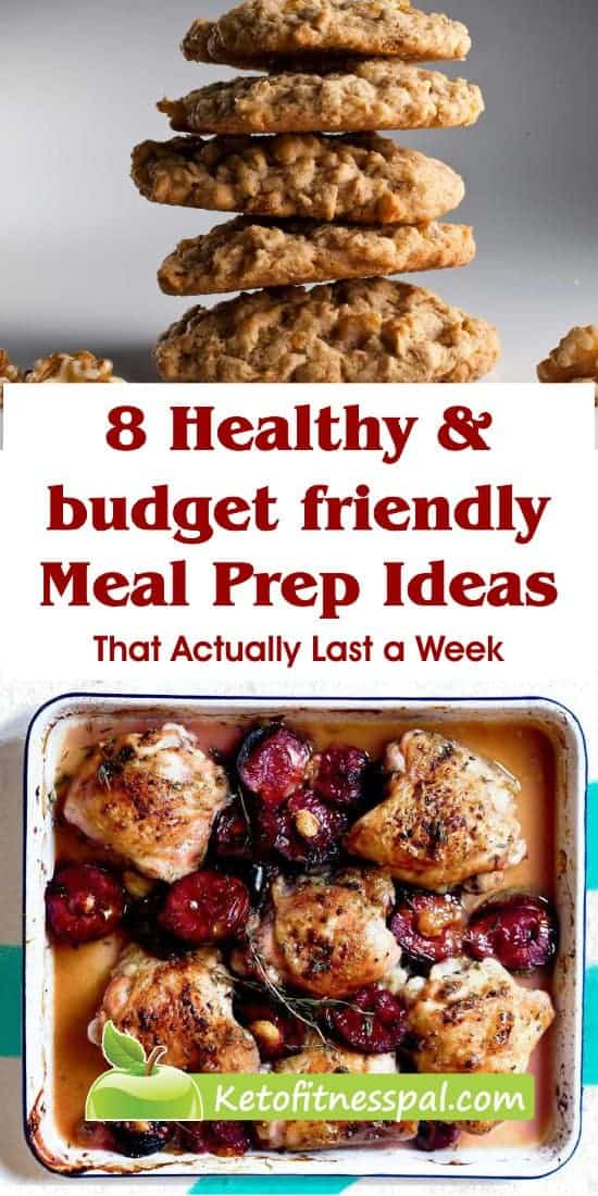 You do not have to spend a lot of time preparing your meals on weekdays! With these best meal prep ideas, you can plan your meals for the whole week during the weekend.