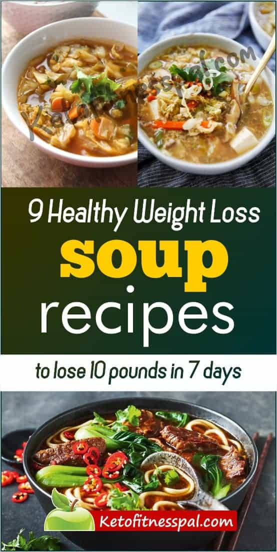 These soup recipes for weight watchers are very effective in losing calories. Besides they are healthy and nutritious at the same time. Simply incredible!!! Check out these healthy recipes here.