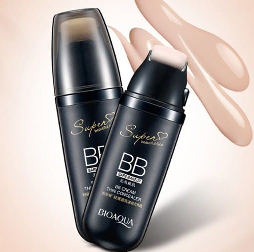 BB Cream for easy makeup