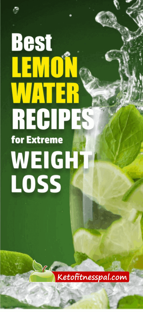 When you are trying to lose weight, drinking a lot of water is important! When it gets boring, here are the best lemon water recipes to shake it up and speed up the rate of weight loss.