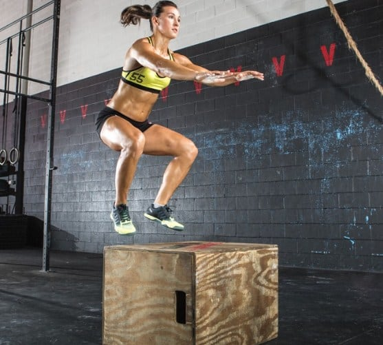 Box Jump - How To Lose Weight For Beginners