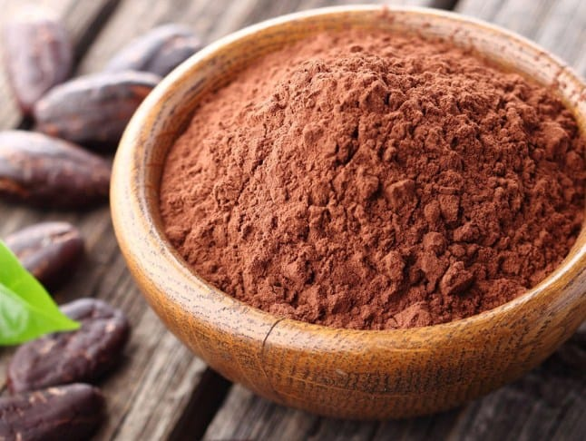 Cacao Powder- 10 Superfood Powders That Can Boost Weight Loss