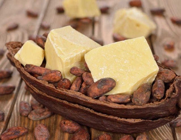 Cocoa Butter- Home Remedies To Get Rid Of Stretch Marks