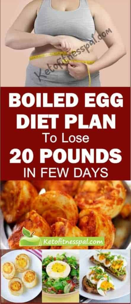 Are you trying to lose 24 pounds in 2 weeks? You should try the boiled egg diet! This diet plan is good because you get to eat balanced meals while consuming low-calories. Check the diet plan out here!