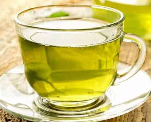 Green Tea ACV for weight loss