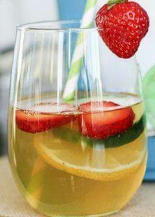 Green Tea Detox Water- recipes for fast weight loss