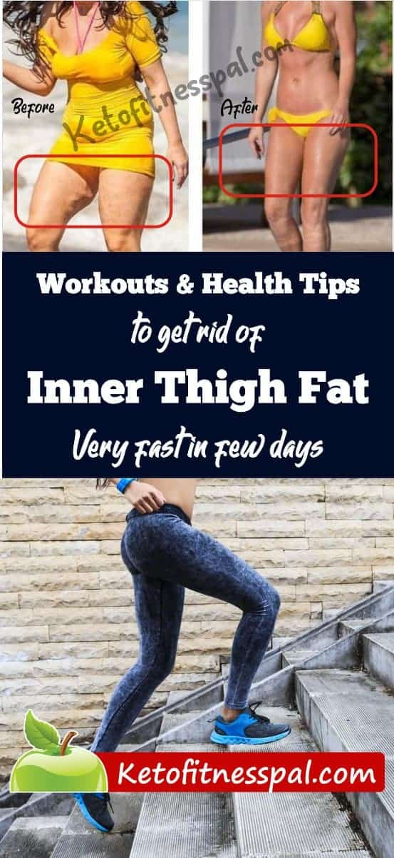 It is not so impossible to lose thigh fat. With this choice of diet, workout, and lifestyle, I'm sure you won't have trouble fitting perfectly into your skinny jeans in no time. Check this post to discover healthy tips to get leaner thighs.