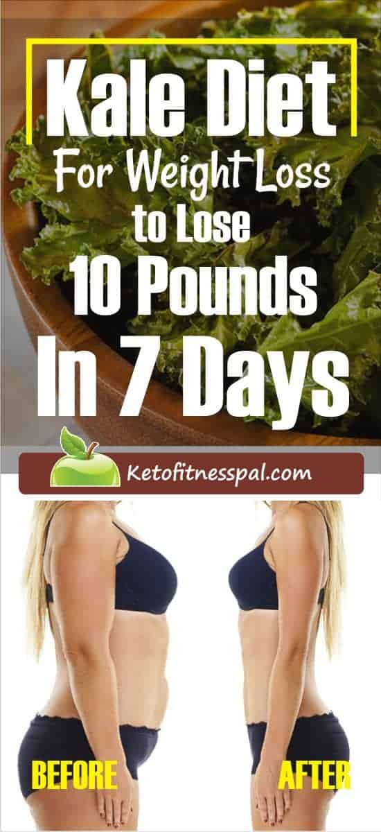 Among vegetables that boost fat born and induce weight loss, kale is king! This post contains all you need to know about eating the kale diet for weight loss and improved metabolism.