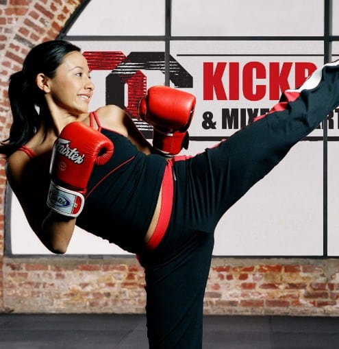 Kickboxing- Perfect cardio workout for fat burn and strength training