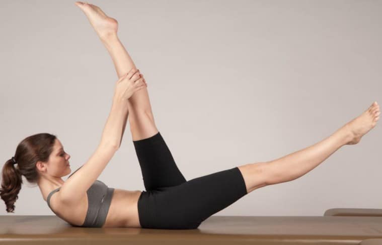 Leg Stretch - Fat-Blasting Exercises To Get Rid Of Inner Thigh Fat Fast