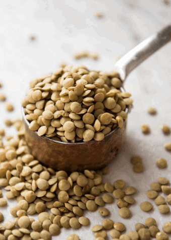 Lentils- Super foods That Burn Fat