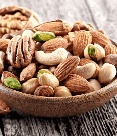 Nuts- Super foods That Burn Fat