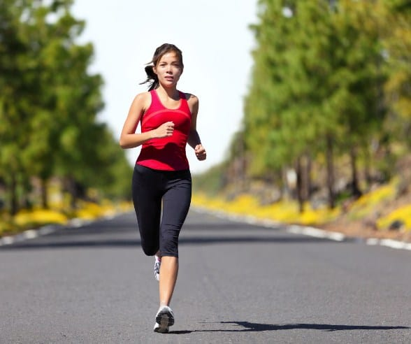 Running- Cardio Exercises To Get Rid Of Inner Thigh Fat You Should Try