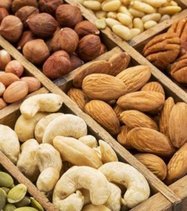Seeds and Nuts Keto Diet Plan Recipes