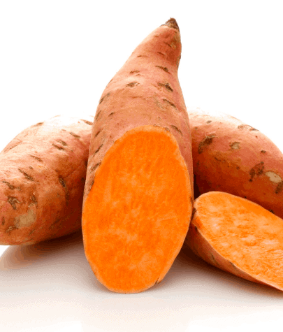 Sweet Potatoes- Super foods That Burn Fat
