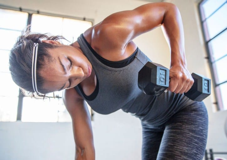 Thursday- Total-Body Strength Training for total body weight loss