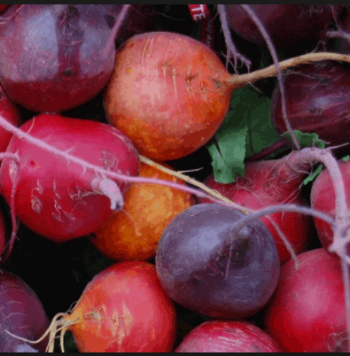 Beets - Fruits That Provide Fast Inflammation Relief