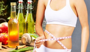 Apple Cider Vinegar Detox Drink Diet For Weight Loss, Colon Cleansing, and Flat Belly.