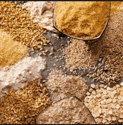 whole grains- Foods that help with inflammation