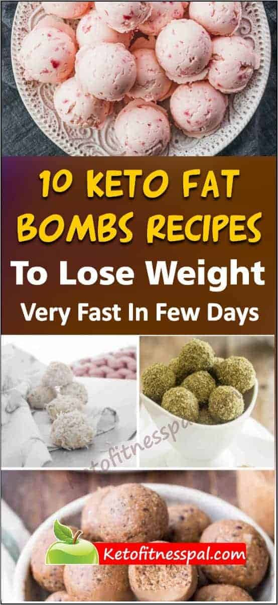 Learn how to make healthy foods that accelerate weight loss with these keto fat bomb recipes that boost fat burning. These recipes are also easy to make, so you can enjoy making them.