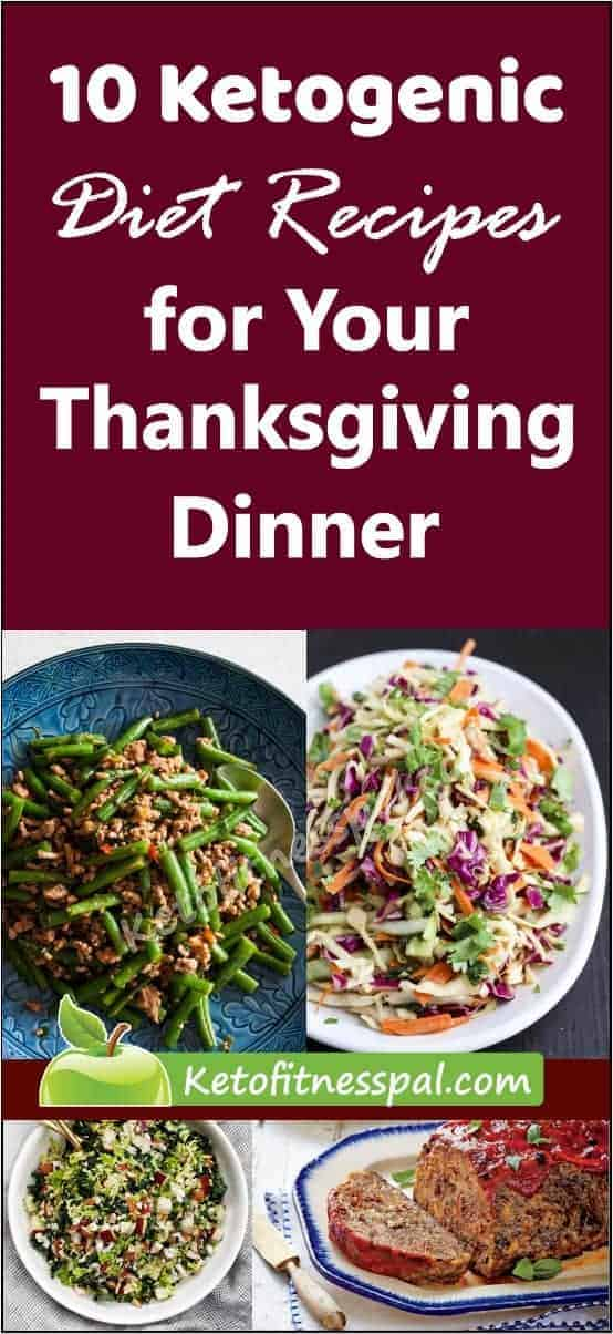 Wondering what's open for Ketogenic Thanksgiving Dinner? Thanksgiving doesn't have to be stressful. Check out these 10 yummy options.