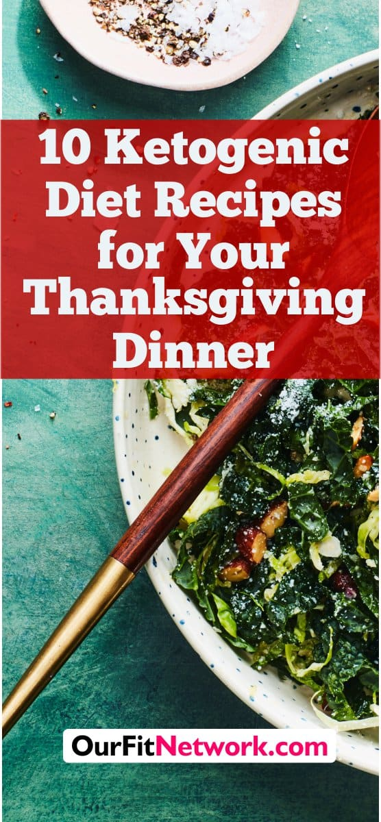 Thanksgiving Dinner is one of the most important meals of all year. Make it fun, healthy, delicious and keto with these amazing dinner ideas.