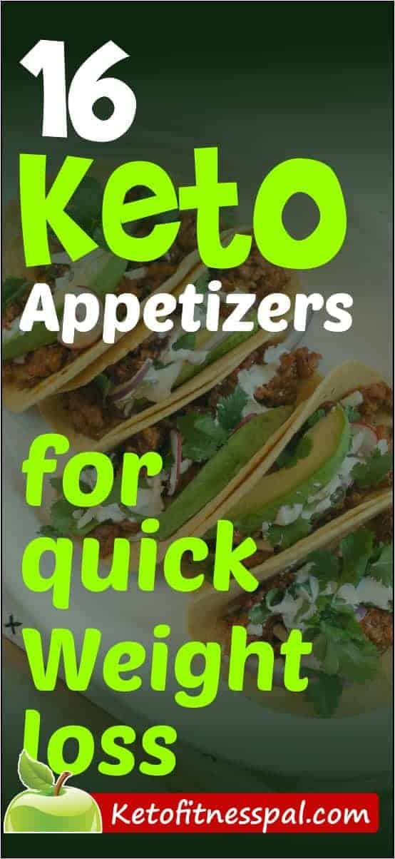 In this article, you will find the most delicious keto appetizer recipes that are a must try! Get adventurous on your keto diet by trying these recipes now!