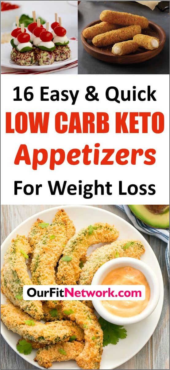 If you are on Keto diet, these low-carb keto appetizers are great for all your appetizer needs and their great taste will leave you craving more and more. Check them out now!