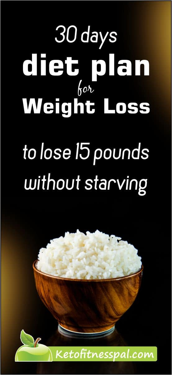 I personally tried this diet plan for a month and I lost 15 pounds of weight... It's no easy feat, but with the right diet plan, you'll surely achieve your weight loss goals.