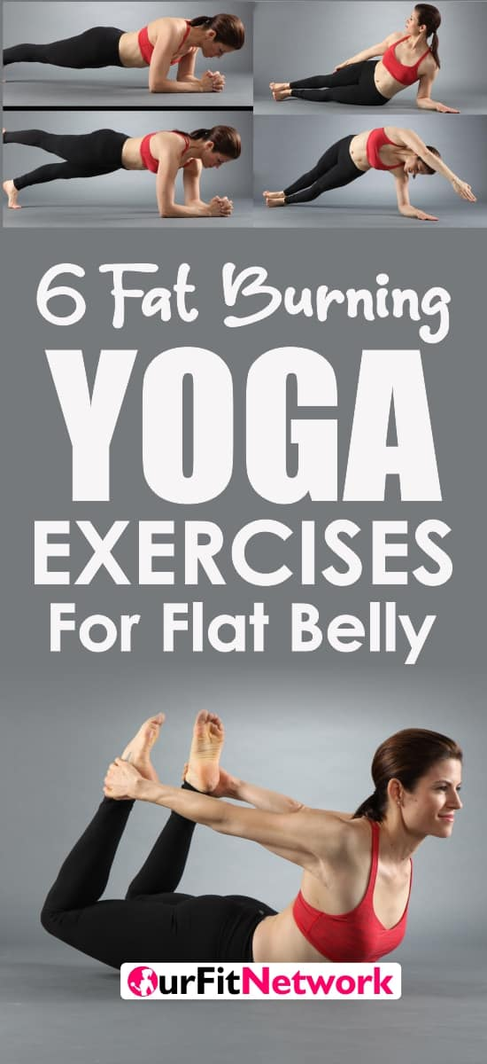 We've curated a list of the best yoga postures for flat stomach that can be performed by any individual. With these poses, you can relieve stress and sculpt a flat, sexy stomach at the same time.