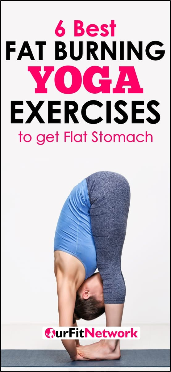 It is time to go yoga to reduce belly fat. Check out the best fat-burning yoga exercises for flat stomach . You are definitely going to feel the stretch.