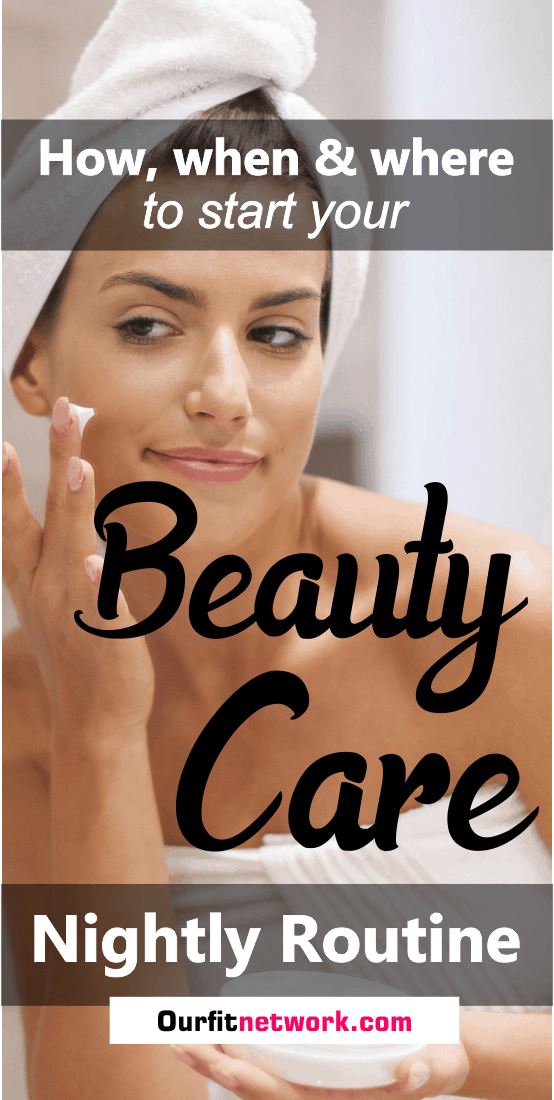 Having a daily beauty care routine at night is important for achieving a flawless face. Whether you love to use makeup or not, here are some beauty care tips that you should add to your nightly routine for the perfect skin.