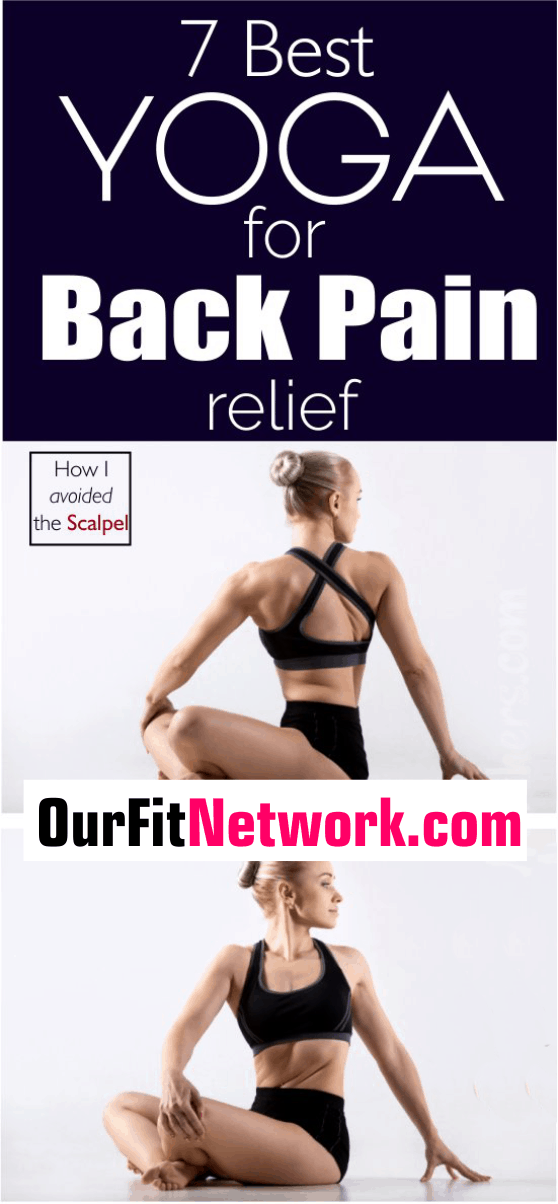 Exercises are great for back pain relief. They are not as difficult as you think I was able to manage my chronic back pain with these 7 Yoga poses, and the relief was instant. Click here for the Full READ