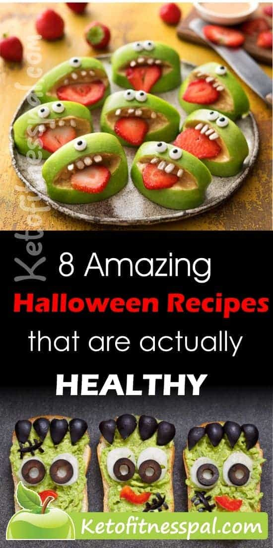 Check out these 8 amazing must-try Halloween recipes. They are actually healthy and will help spice things up on hols!