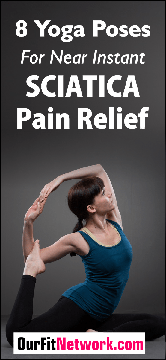 Surgery is not the only solution to sciatica pain. Find out how I managed my sciatica pain effectively with some medicines and YOGA!