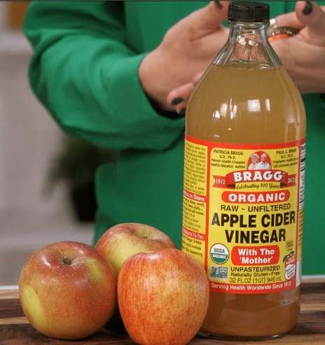 Apple cider Vinegar to lose weight with PCOS