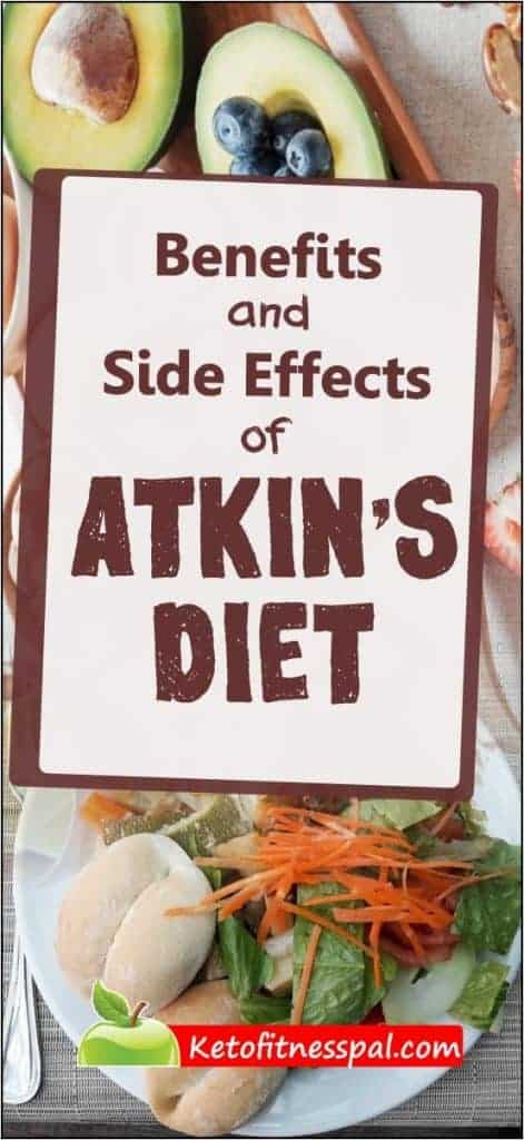Low-carb weight loss diet plans like the Atkins meal plan are healthy eating habits that serve other purposes beyond weight loss. Check out its benefits and side effects.