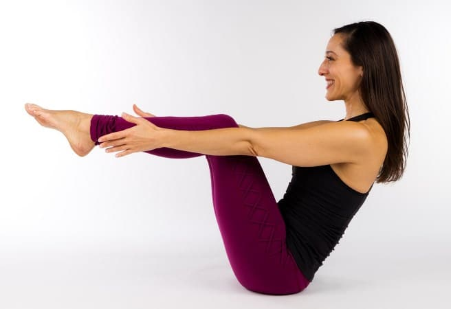 Boat Pose to Lose Weight in 10 days