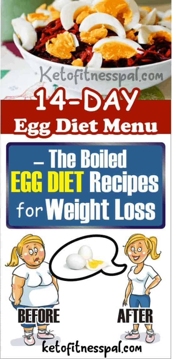Boiled eggs not only have very nutritious properties for your health but also has a perfect ingredient for a rapid weight loss. Boiled egg diet recipes works like magic for weight loss, if you have the perfect diet menu.